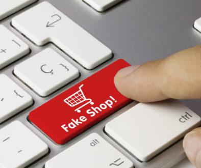 Fake Shop!