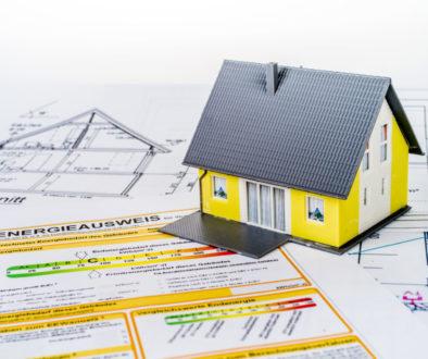 Energieausweis und Modellhaus