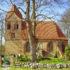 Kirche Dorf Mecklenburg Foto ELKM-Archiv