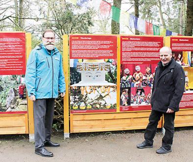 Sikkim-Ausstellung