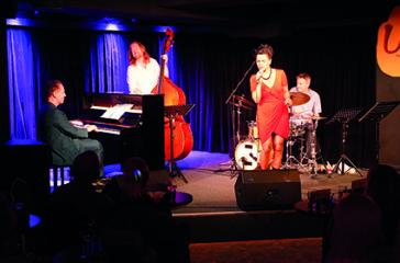 Jacqueline Boulanger Quintett
